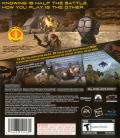 G.I. Joe: The Rise of Cobra PlayStation 3 Back Cover