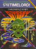 Attack of the Timelord! Odyssey 2 Front Cover