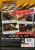 FlatOut: Ultimate Carnage Windows Back Cover