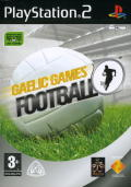 Gaelic Games: Football PlayStation 2 Front Cover