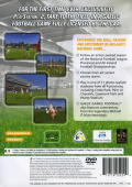 Gaelic Games: Football PlayStation 2 Back Cover