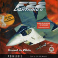 F-22 Lightning II DOS Other Jewel Case - Front
