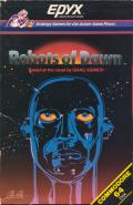 Robots of Dawn Commodore 64 Front Cover