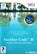 Another Code: R - A Journey into Lost Memories Wii Front Cover