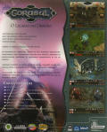 Gorasul: The Legacy of the Dragon Windows Back Cover