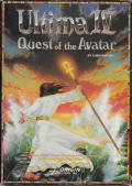 Ultima IV: Quest of the Avatar DOS Front Cover