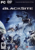 BlackSite: Area 51 Windows Other Keep Case front cover