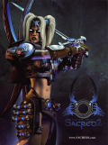 Sacred 2: Fallen Angel (Collector's Edition) Windows Other Digipak - Front