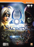 Sacred 2: Fallen Angel (Collector's Edition) Windows Other Slipcase front