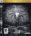 Spider-Man 3 (Collector's Edition) PlayStation 3 Front Cover