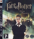 Harry Potter and the Order of the Phoenix PlayStation 3 Front Cover