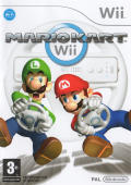 Mario Kart Wii Wii Other Keep Case - Front
