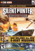 Silent Hunter: Wolves of the Pacific - Gold Edition Windows Front Cover
