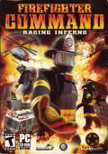 Firefighter Command: Raging Inferno Windows Front Cover