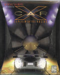 XCar: Experimental Racing DOS Front Cover