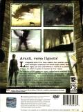 Shadow of the Colossus PlayStation 2 Back Cover