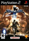 SoulCalibur III PlayStation 2 Front Cover
