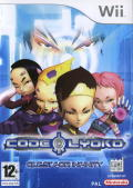 Code Lyoko: Quest for Infinity Wii Front Cover