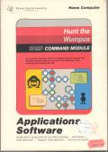 Hunt the Wumpus TI-99/4A Front Cover