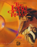 J.R.R. Tolkien's The Lord of the Rings, Vol. I DOS Front Cover