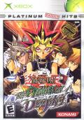 Yu-Gi-Oh! The Dawn of Destiny Xbox Front Cover