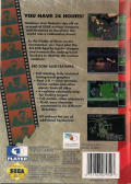 Red Zone Genesis Back Cover