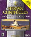 Heroes Chronicles: Warlords of the Wastelands Windows Front Cover