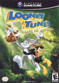 Looney Tunes: Back in Action GameCube Front Cover
