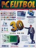 PC Fútbol 3.0 DOS Front Cover