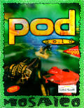 POD Gold Windows Front Cover