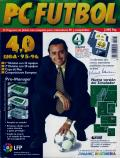 PC Fútbol 4.0 DOS Front Cover disk version