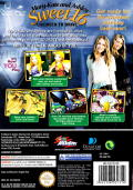 Mary-Kate and Ashley: Sweet 16: Licensed to Drive GameCube Back Cover