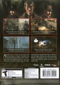 Sherlock Holmes vs. Jack the Ripper Windows Other Keep Case - Back
