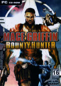 Mace Griffin: Bounty Hunter Windows Front Cover