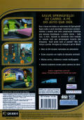 The Simpsons: Hit & Run Windows Back Cover