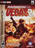 Tom Clancy's Rainbow Six: Vegas 2 Windows Front Cover