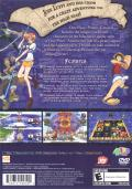 One Piece: Pirates' Carnival PlayStation 2 Back Cover