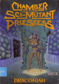 Chamber of the Sci-Mutant Priestess DOS Front Cover