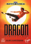 Dragon: The Bruce Lee Story Genesis Front Cover