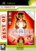 Fable: The Lost Chapters Xbox Front Cover