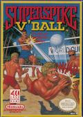 Super Spike V'Ball NES Front Cover
