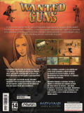 Wanted Dead or Alive Windows Back Cover