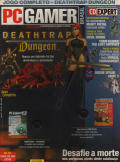 Ian Livingstone's Deathtrap Dungeon Windows Front Cover