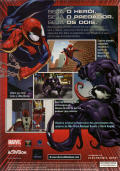 Ultimate Spider-Man Windows Back Cover