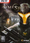 TimeShift Windows Front Cover