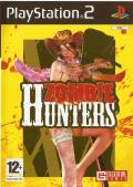 Zombie Hunters PlayStation 2 Front Cover