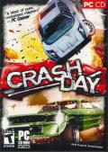 Crashday Windows Media Keep Case - Front
