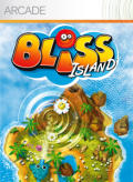 Bliss Island Xbox 360 Front Cover