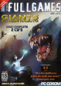 Giants: Citizen Kabuto Windows Front Cover