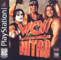 WCW Nitro PlayStation Front Cover